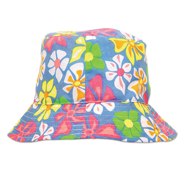 Personalized Hibiscus Bucket Hats