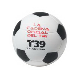 Customized Soccer Ball Stress Reliever