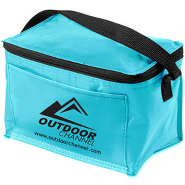 Promotional Palm Deluxe 6-Pack Cooler