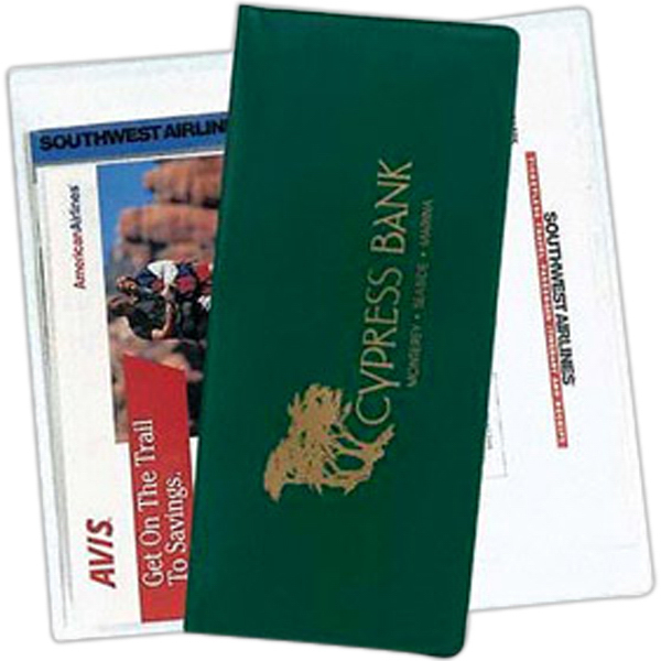 Customized Ticket Policy Wallet