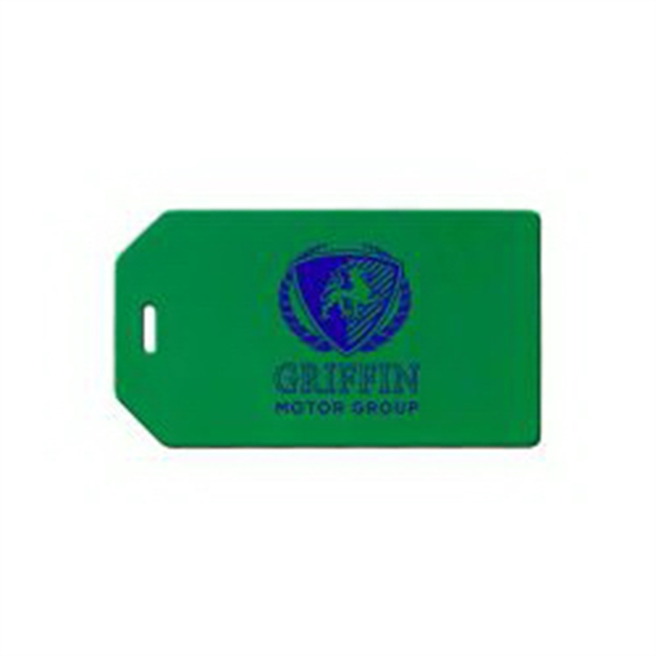 Personalized Oversized Slip-In ID Luggage Tag