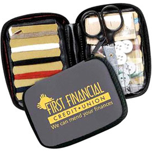 Printed Belle - Deluxe Travel Sewing Kit