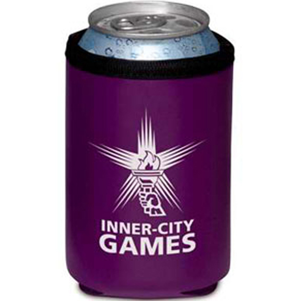 Personalized Royale - Deluxe Collapsible Can Cooler