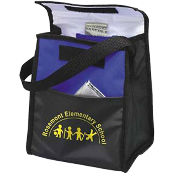 Personalized Daytrip Deluxe Insulated Lunch Pack Cooler