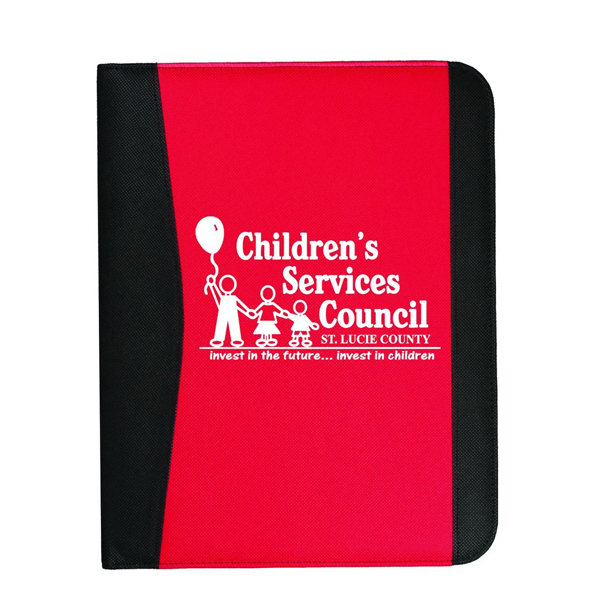 Personalized Flex Touch Junior - Junior Non-Woven Pad Portfolio