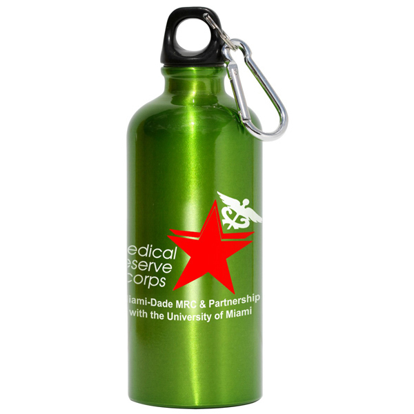 Personalized Dante 22 oz. Aluminum Bottle