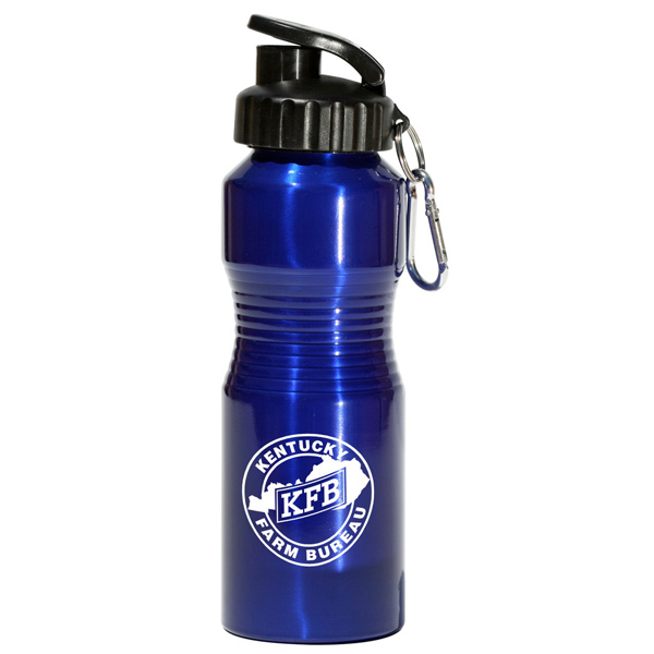 Imprinted Dillon 21 oz. Wide Mouth Aluminum Bottle