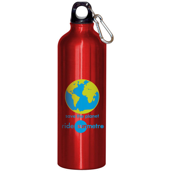 Promotional Dempsey 28 oz. Aluminum Bottle