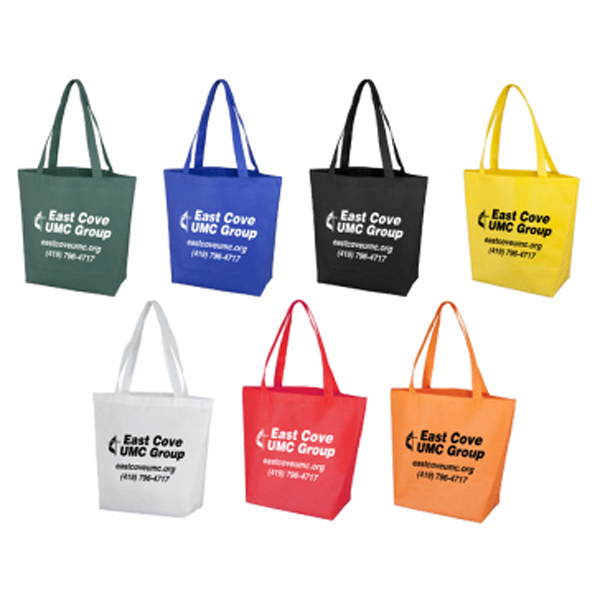 Personalized Madison Convention Tote - Non-Woven