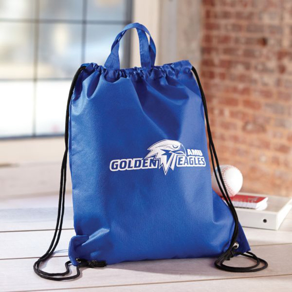 Customized Orion Drawstring Backpack with Handles