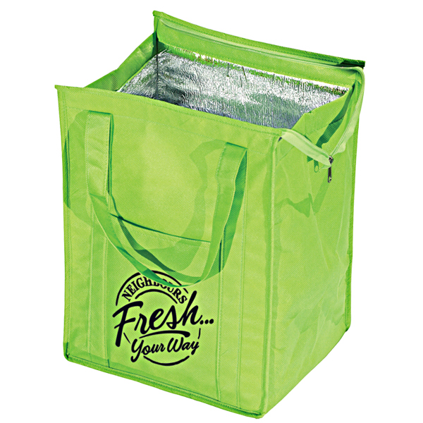 Custom Big Kahuna Insulated Grocery Bag