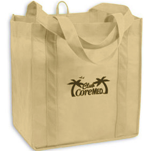 Promotional Mika Grocery Bag - Non-Woven