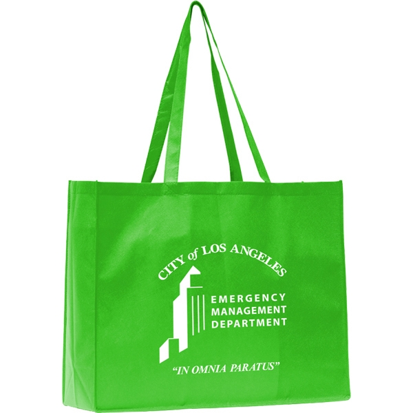 Promotional Polypropylene convention tote bag