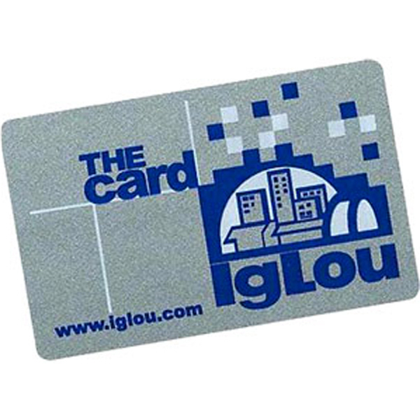 Imprinted Lite-Weight Membership Cards