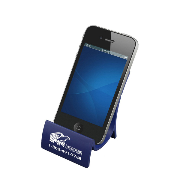 Promotional Stando - Plastic Mobile and MP3 Player Stand