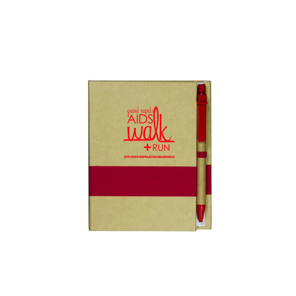 Personalized Recycled Journal Combo