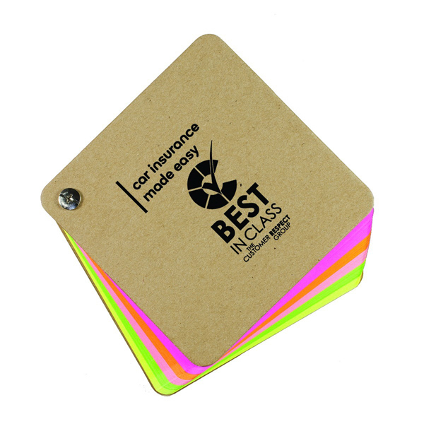 Promotional Recycled Cover Note Holder