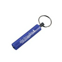 Imprinted Ember Key Chain Flashlight