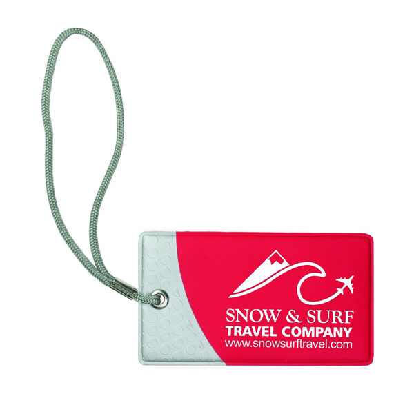 Customized Rio Slip-In ID Luggage Tag