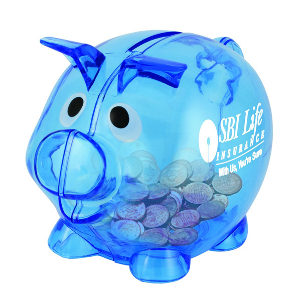 Promotional Lil Billie - Small Piggy Bank