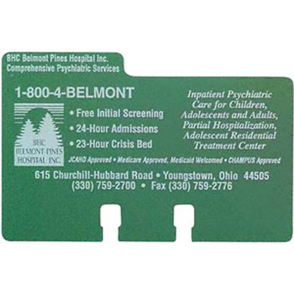 Printed Rotary file card