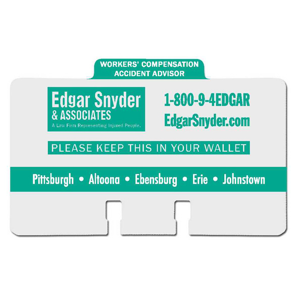Personalized Rol-A-Dex Cards