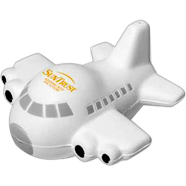 Printed Airplane Stress Reliever