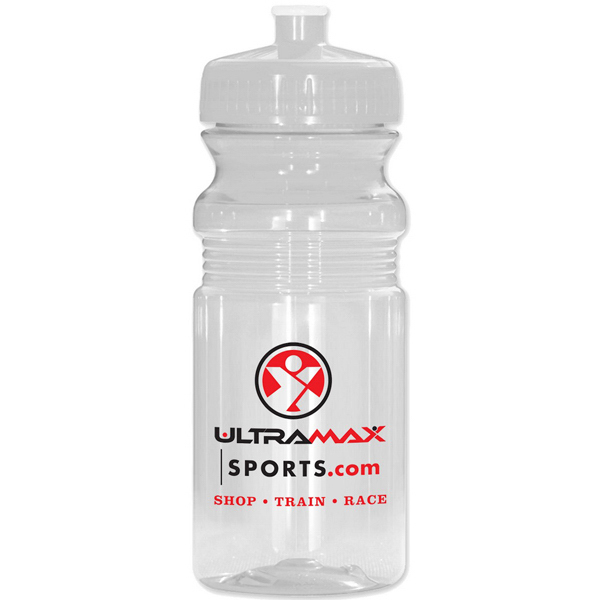 Customized Ultra light translucent sports bottle