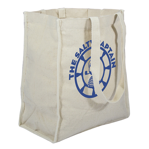 Personalized Recycled Cotton Tote