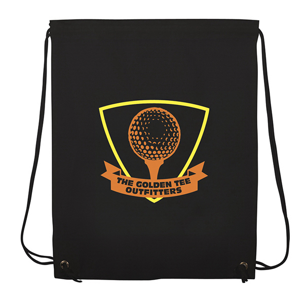 Personalized Non-Woven Drawstring Backpack
