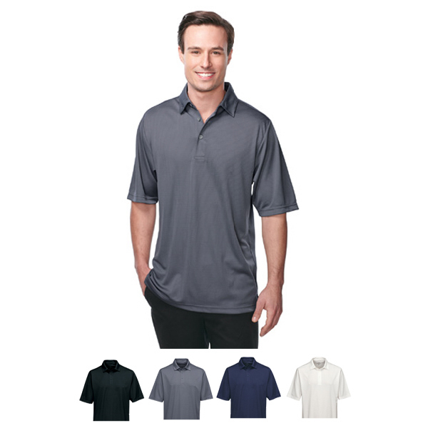 Imprinted Innovate Men's Polo Shirt