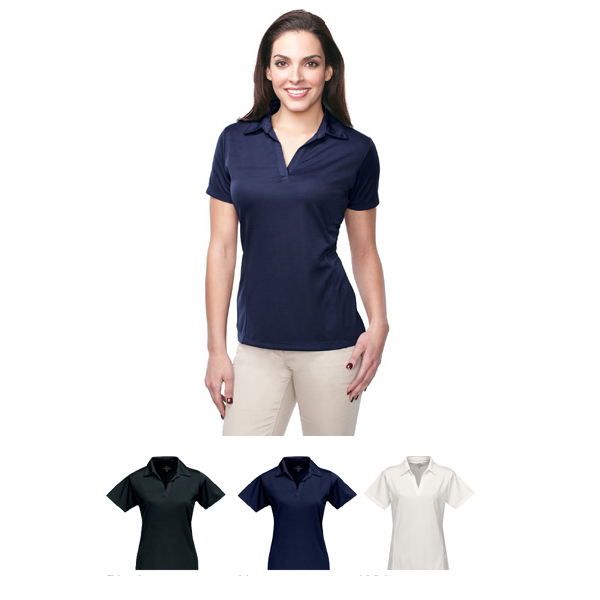 Customized Lady Innovate Women's Polo Shirt
