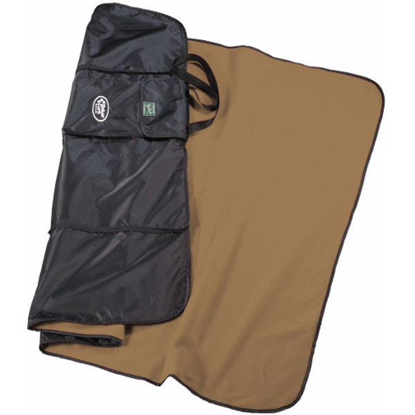 Printed Woolrich (R) Explorer's Peak Travel Blanket