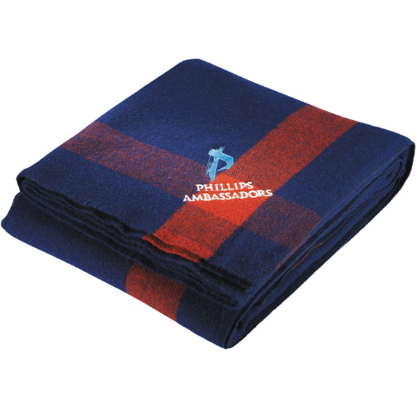Promotional Woolrich (R) Cavalry Blanket