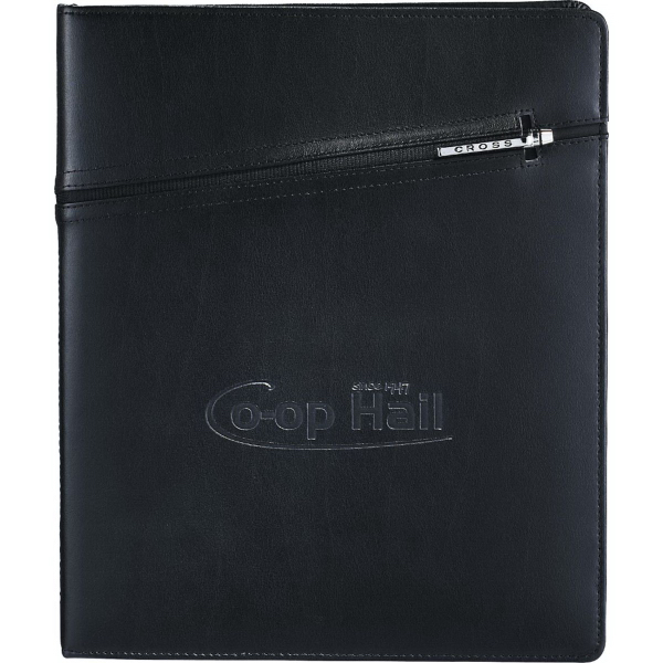 Imprinted Cross (R) Tech Padfolio