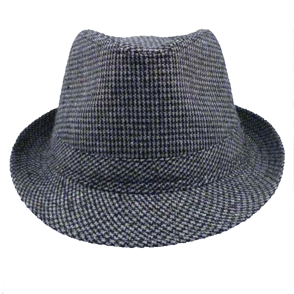 Custom Siegel Fedora Hat