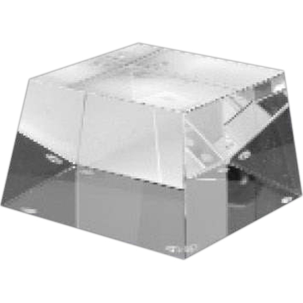 Custom Optically Perfect Square Base