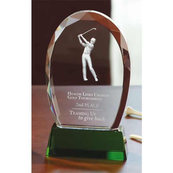 Personalized The Fairway Award