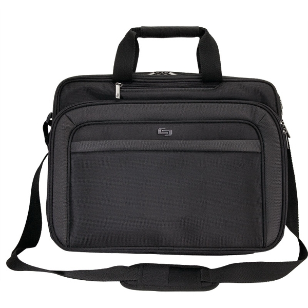 Custom Solo® CheckFast Laptop Briefcase