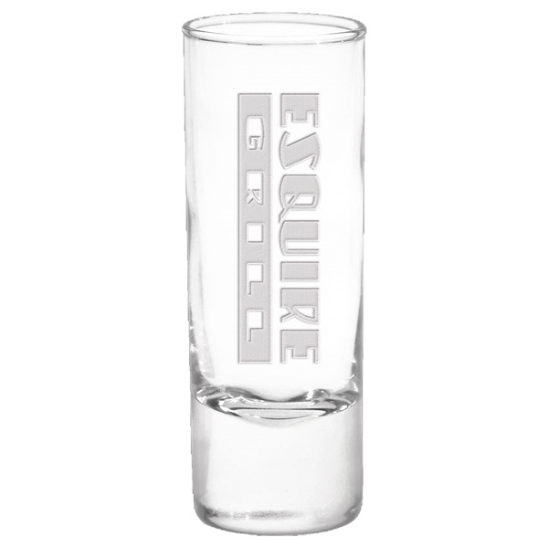 Customized Shooter Shot Glass / Votive