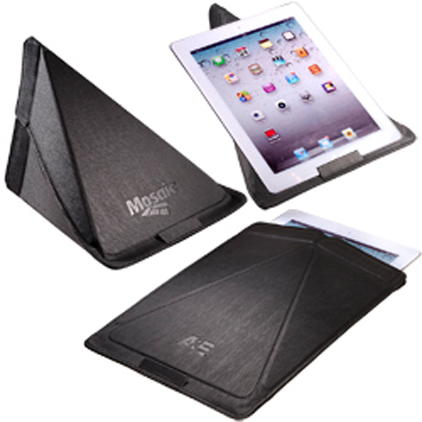 Personalized Slim-Wave (R) iPad (R) /Tablet Sleeve / Stand