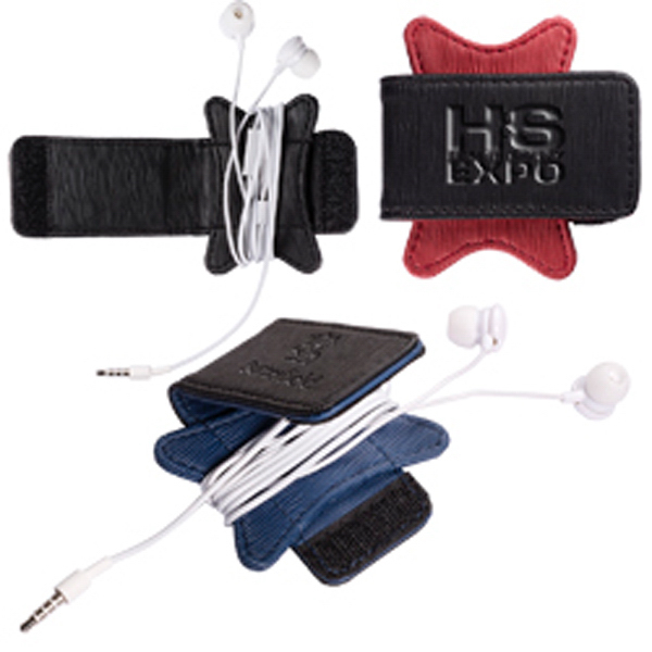 Printed Slim-Wave (R) Ear Bud Caddy