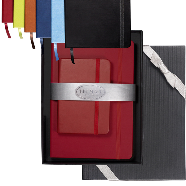 Promotional Leeman New Your Tuscany Journals Combo