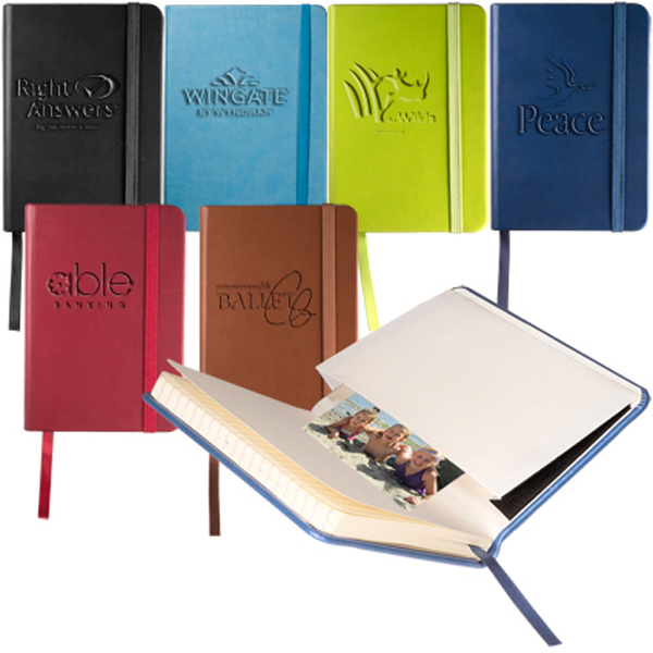 Personalized Leeman New York Junior Tuscany Journal