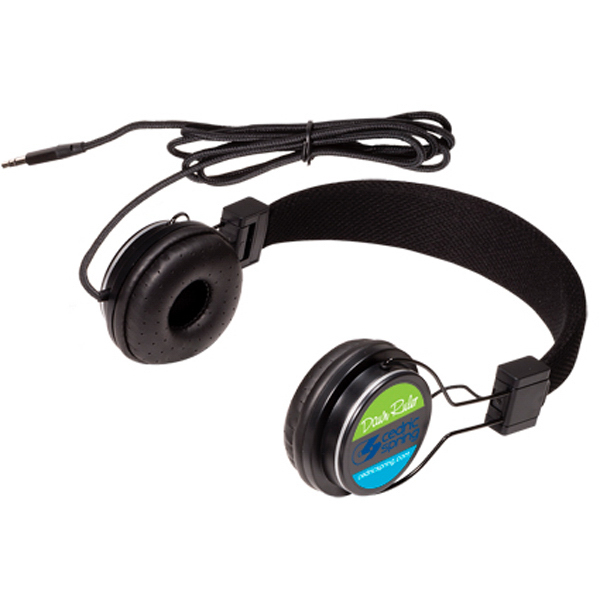 Printed Ultra-Light Comfort Headphones