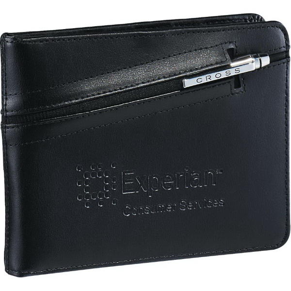 Promotional Cross (R) Passport Wallet