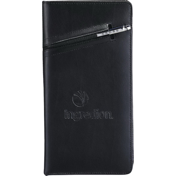Promotional Cross (R) Travel Wallet with Pen