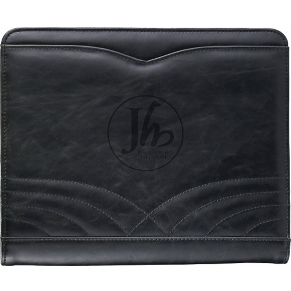 Personalized Kate Deco Tech Padfolio