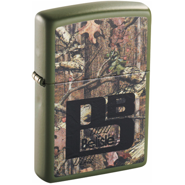 Custom Zippo (R) Windproof Lighter Mossy Oak
