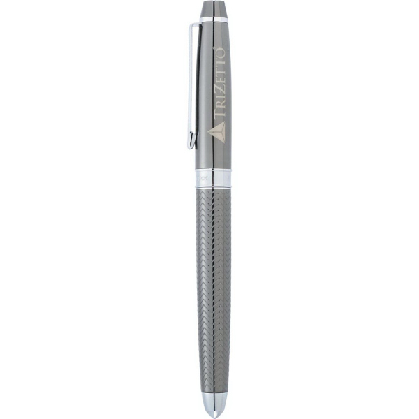 Customized Cutter & Buck (R) Pacific Roller Ball Pen